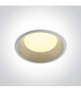 9W LED Įmontuojamas šviestuvas DARK LIGHT White 10109D/W/C
