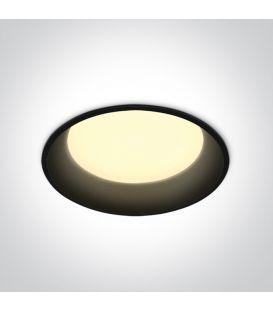 22W LED Įmontuojamas šviestuvas DARK LIGHT 10122D/B/W