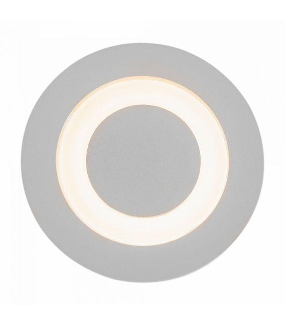 3W LED alasvalo LIMO White IP65 O037-L3W3K
