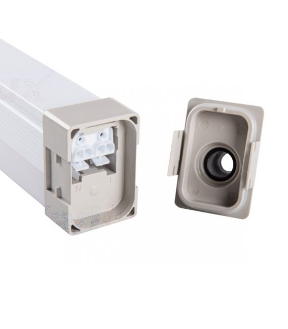 40W LED lubinis šviestuvas TP SLIM TW IP65 27117