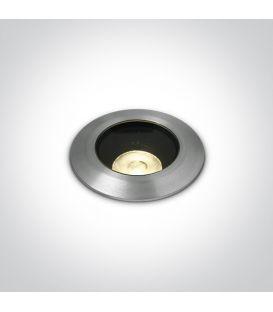 7W LED Įmontuojamas šviestuvas IP67 69056B/W