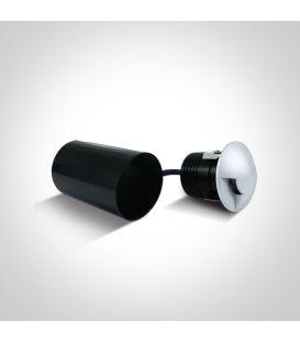 3W LED Įmontuojamas šviestuvas IP67 69016/W