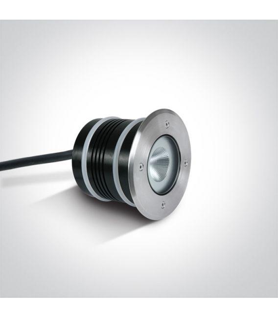 10W LED Įmontuojamas šviestuvas IP67 69040/W