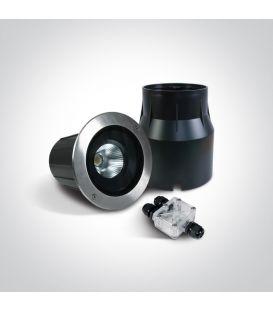 15W LED Įmontuojamas šviestuvas IP67 69054/W