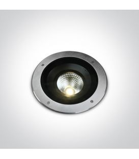 30W LED Įmontuojamas šviestuvas IP67 69054A/W