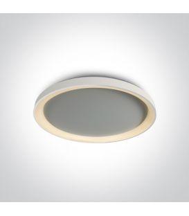 48W LED Lubinis šviestuvas White Ø58 62148L/W/W