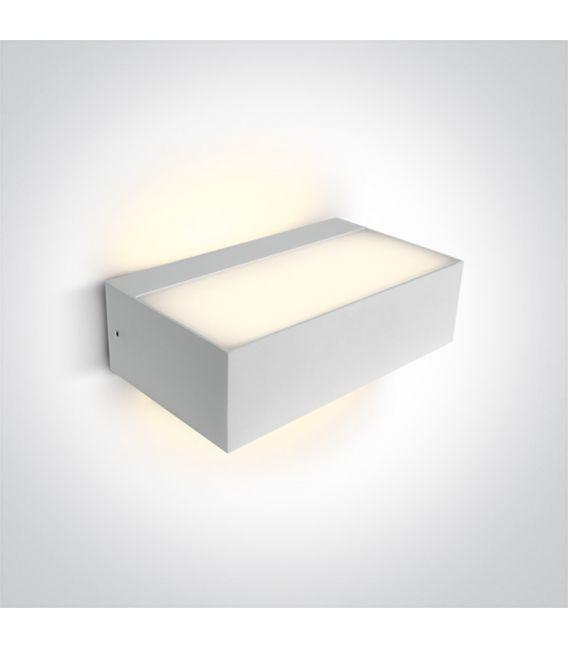9W LED Sieninis šviestuvas Anthracite IP54 67362C/AN/W