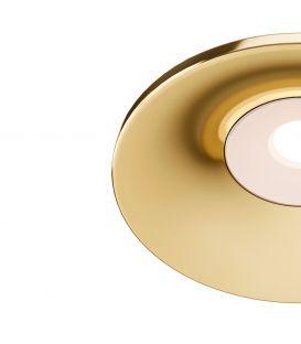Įmontuojamas šviestuvas BARRET Gold DL041-01G