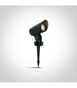 Įsmeigiamas šviestuvas IP65 Black 67464G/B