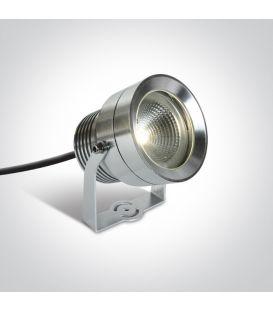 20W LED Įsmeigiamas šviestuvas Aluminium IP65 7047/AL/W