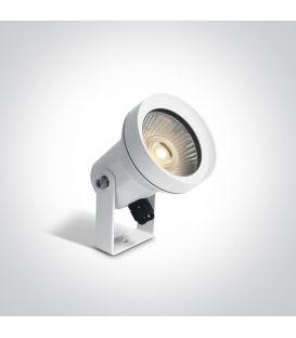 Įsmeigiamas šviestuvas IP65 White 67196BG/W