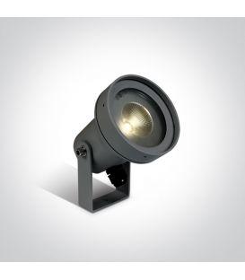 6W LED Įsmeigiamas šviestuvas IP65 Anthracite 67196B/AN/W
