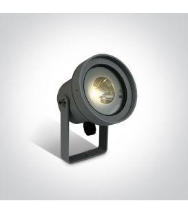 9W LED Įsmeigiamas šviestuvas IP65 Anthracite 67196C/AN/W
