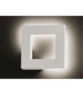 7W LED Sieninis šviestuvas SANTORINI White IP54 4158500