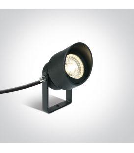 5W LED Įsmeigiamas šviestuvas IP65 Anthracite 67488A/AN/W