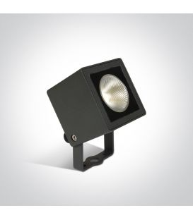 7W LED Įsmeigiamas šviestuvas IP65 Anthracite 7052/AN/W