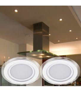 7,5W LED Įmontuojama panelė DECODOT Ø16 IP20 Dimeriuojama 92705