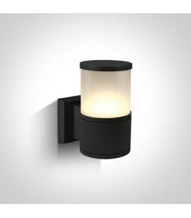 Sieninis šviestuvas IP54 Black 67094/B