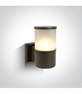 Sieninis šviestuvas IP54 Brown 67094/BR