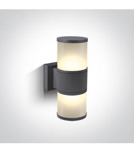 Sieninis šviestuvas IP54 Anthracite 67098/AN