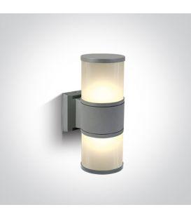 Sieninis šviestuvas IP54 Grey 67098/G