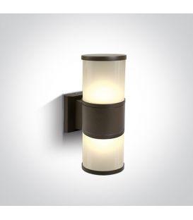Sieninis šviestuvas IP54 Brown 67098/BR