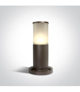 Pastatomas šviestuvas IP54 Brown 67100/BR