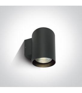 20W LED Sieninis šviestuvas IP65 Anthracite 4000K 67138EL/AN/C