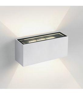 12W LED Sieninis šviestuvas IP54 White 67374A/W/W