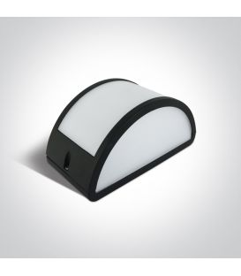 10W LED Sieninis šviestuvas Anthracite IP54 67474B/AN/W
