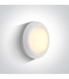 3.5W LED Sieninis šviestuvas IP65 White 67394B/W/W