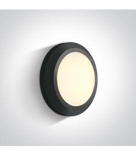 3.5W LED Sieninis šviestuvas IP65 Anthracite 67394B/AN/W