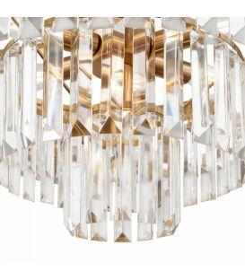 Pakabinamas šviestuvas REVERO Ø50 Brass MOD085PL-07BS