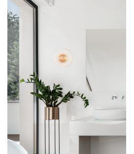 8W LED Sieninis šviestuvas ESIL Gold Ø20 9118528