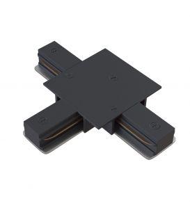 Bėgelio MAYTONI 1F T formos sujungimas Black TRA002CT-11B