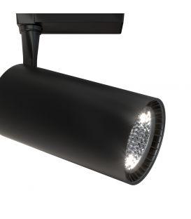 40W LED Šviestuvas bėgeliui TRACK Black 1F 3000K TR003-1-40W3K-B