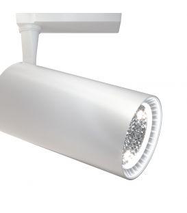 40W LED Šviestuvas bėgeliui TRACK White 1F 3000K TR003-1-40W3K-W