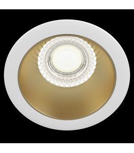 Įmontuojamas šviestuvas SHARE White Gold DL053-01WMG