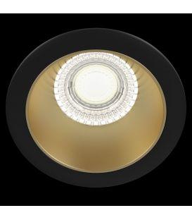 Įmontuojamas šviestuvas SHARE Black Gold DL053-01BMG