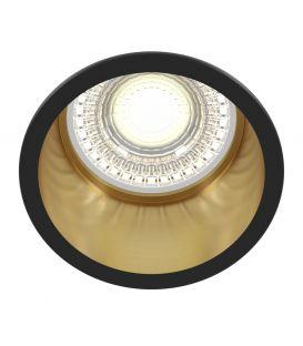 Įmontuojamas šviestuvas REIF Black Gold DL049-01GB