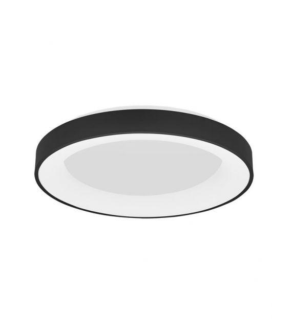 50W LED Lubinis šviestuvas RANDO Black Ø60 Dimeriuojamas 9853042