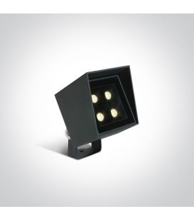 6W LED Įsmeigiamas šviestuvas IP65 Anthracite 67514/AN/W
