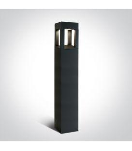 22W LED Pastatomas šviestuvas IP65 Anthracite 4000K 67506A/AN/C
