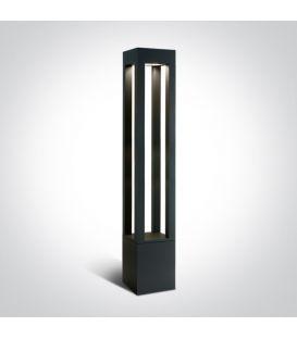 22W LED Pastatomas šviestuvas IP65 Anthracite 3000K 67504A/AN/W