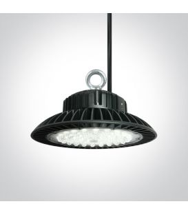 150W LED Lubinis šviestuvas IP65 Black 4000K 63150N/C