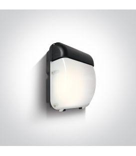 50W LED Sieninis šviestuvas IP65 Black 4000K 7056A/C