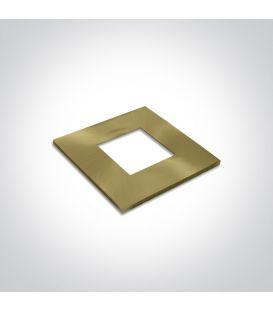 Rėmelis šviestuvui 68006N Brass 050176/BBS