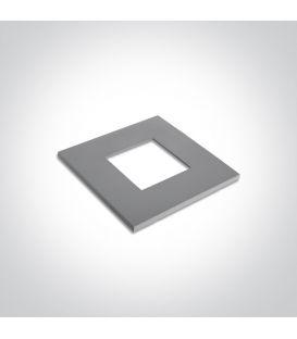 Rėmelis šviestuvui 68006N Grey 050176/G