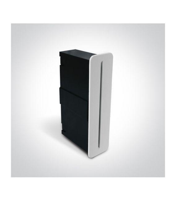 3W LED Įmontuojamas šviestuvas White IP65 3000K 68044/W/W