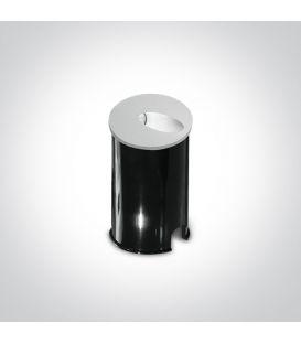 3W LED Įmontuojamas šviestuvas White IP54 3000K 68030/W/W